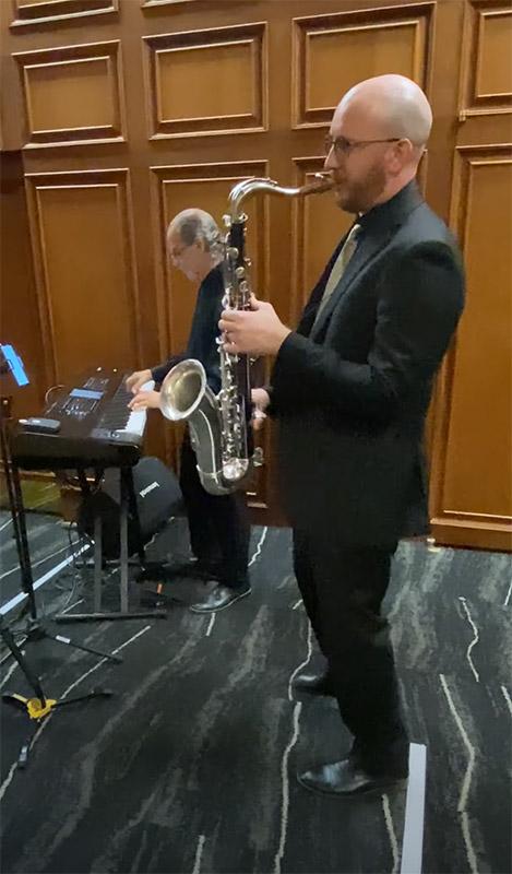 Jazz up your wedding #1